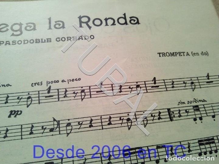 Partituras musicales: TUBAL ANTIGUA PARTITURA PEDRO CORDOBA OJOS COMO PUÑALES 1934 P1 - Foto 8 - 178919515