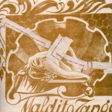 Partituras musicales: OSMAN PEREZ FREIRE : MALDITO TANGO. Lote 181029545