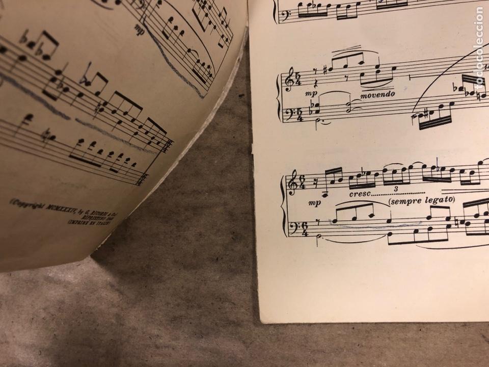 Partituras musicales: GOFFREDO PETRASSI, TOCCATA PER PIANOFORTE. RICORDI 1934. - Foto 4 - 182910670