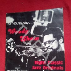 Partituras musicales: TUBAL WOODY SHAW JAZZ PARTITURA ENVÍO 2,35 € 2019 U6. Lote 183398307