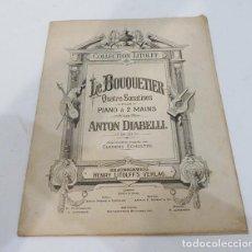 Partituras musicales: LIBRO DE PARTITURAS. Lote 185994118