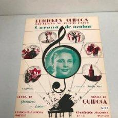 Partituras musicales: EDICIONES QUIROGA - ADELFA SOTO. Lote 190404865