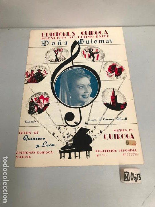 EDICIONES QUIROGA - CARMEN MORELL (Música - Partituras Musicales Antiguas)