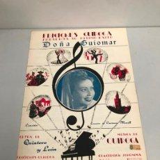 Partituras musicales: EDICIONES QUIROGA - CARMEN MORELL. Lote 190405488