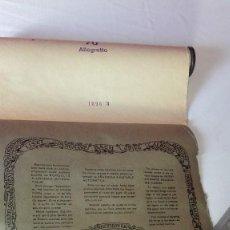 Partituras musicales: PARTITURA PARA PIANOLA SUITE IBERIA -TRIANA-. Lote 190550936