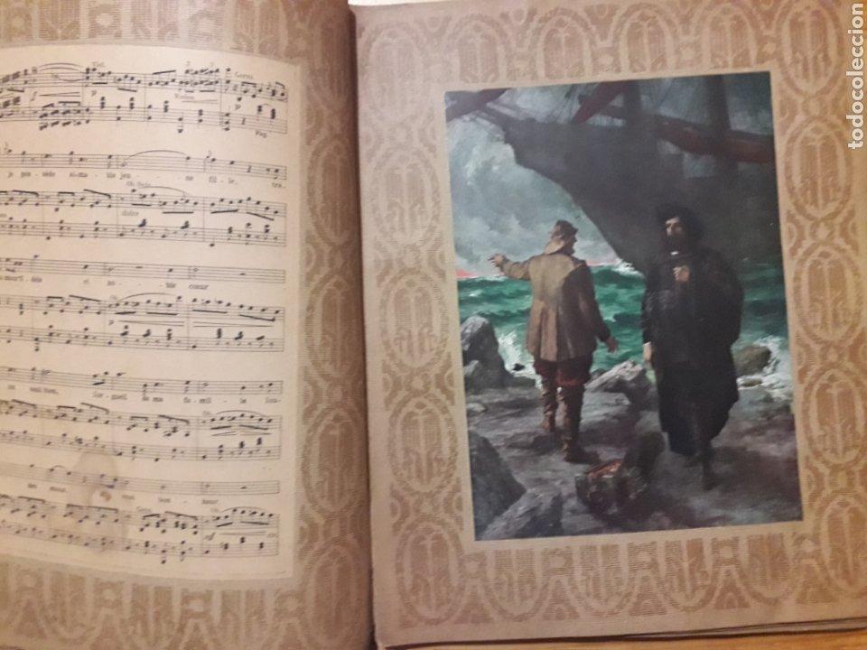 Partituras musicales: PRECIOSO CONJUNTO PARTITURAS MUSICA OPERA WAGNER CON ILUSTRACION FÉES PARSIFAL WALKYRIE TANNHÄUSER - Foto 3 - 192890426
