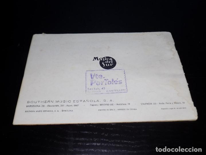 Partituras musicales: CREACIONES DE FRANK SINATRA PARA GUITARRA EXITOS INOLVIDABLES PARA GUITARRA - Foto 2 - 194194062