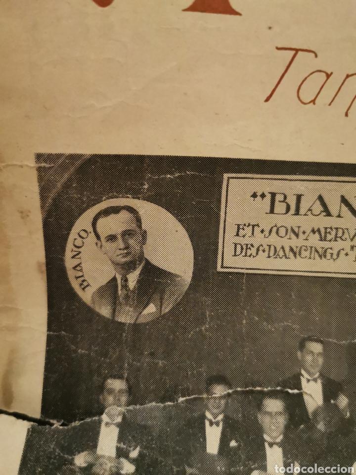Partituras musicales: ¡Fea! Tango canción de 1926 - Foto 2 - 194646471