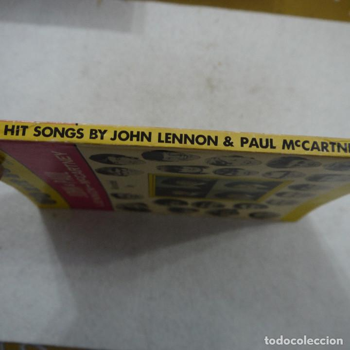 Partituras musicales: 50 HIT SONGS COMPOSED BY JOHN LENNON & PAUL MCCARTNEY (PARTITURAS) - 1973 - Foto 2 - 194710997