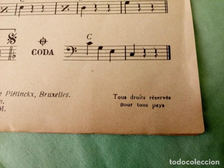 Partituras musicales: Partitura de musica-1954. - Foto 5 - 194786660
