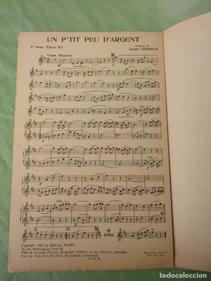 Partituras musicales: Partitura de musica-1954. - Foto 8 - 194786660