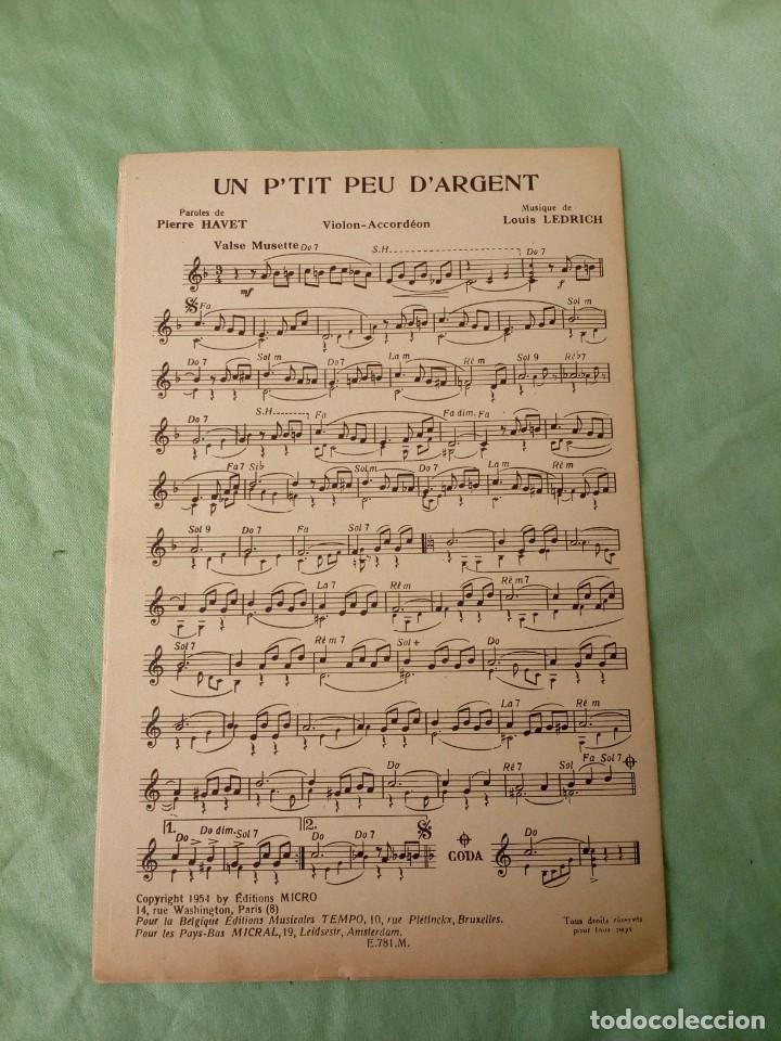 Partituras musicales: Partitura de musica-1954. - Foto 10 - 194786660