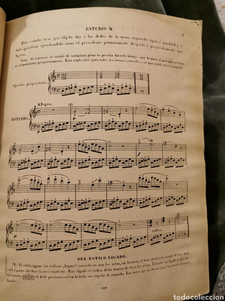 Partituras musicales: Libro de piano completo - Foto 4 - 195152521