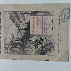 Partituras musicales: PARTITURA DE CANÇONS CATALANES. HARMONISADES PER ENRIC MORERA. Lote 195291597