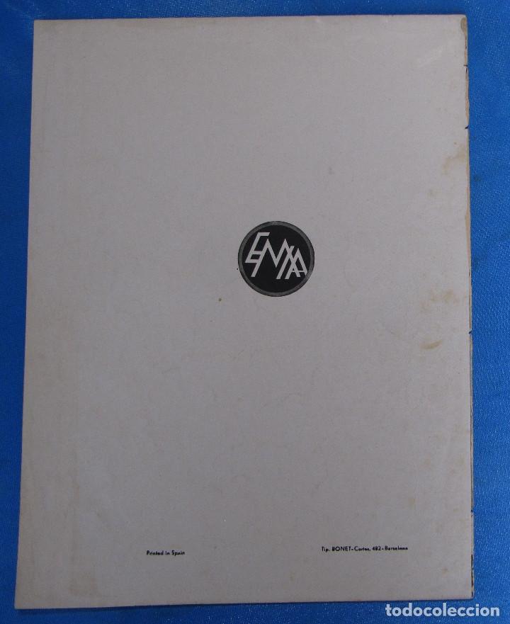 Partituras musicales: PARTITURA FALSA MONEDA, DE LA PELÍCULA MORENA CLARA. IMPERIO ARGENTINA, EMIA,1936. - Foto 3 - 195291822