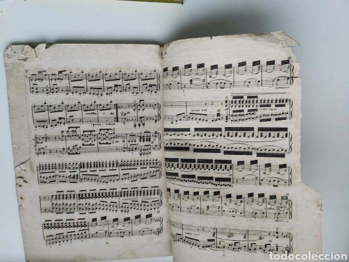 Partituras musicales: Partitura Antigua los Mosqueteros de la Reina. Sinfonía. 11 páginas - Foto 4 - 195312831