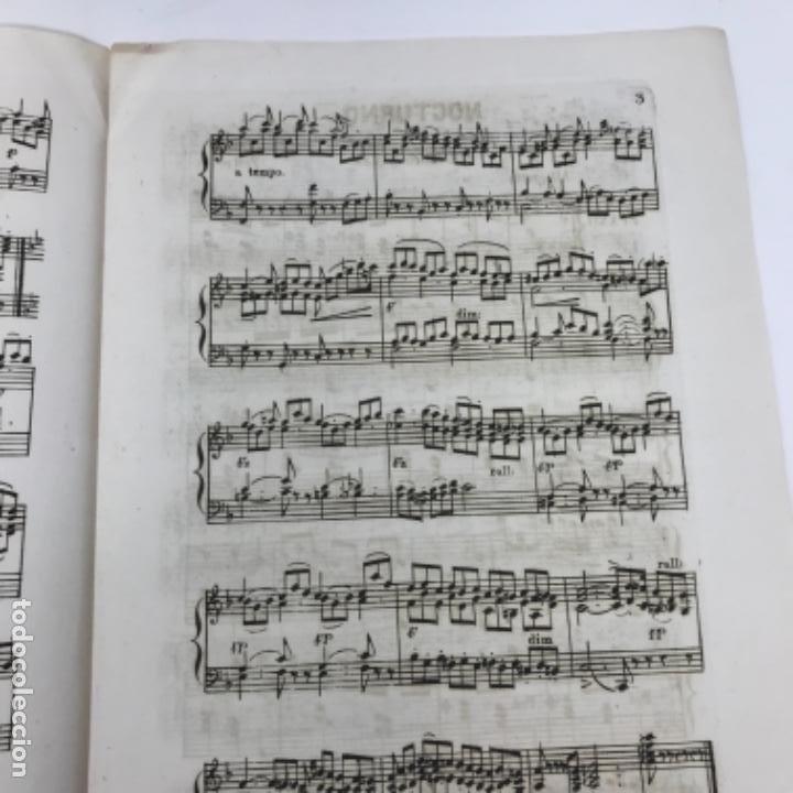 Partituras musicales: LITOGRAFÍA DE PARTITURAS ÁLBUM DE LA YBERIA MUSICAL 1844 - Foto 16 - 72886971