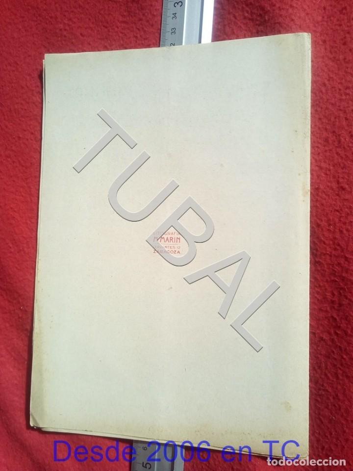 Partituras musicales: TUBAL M TABUENCA FARAON PASODOBLE PARTITURA ANTIGUA 1933 P5 - Foto 6 - 197859393