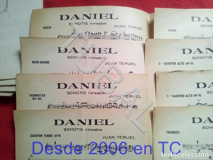 Partituras musicales: TUBAL JUAN TERUEL DANIEL NEPTUNO CHOTIS VALS VIENÉS 1934 PARTITURA P5 - Foto 3 - 197881631