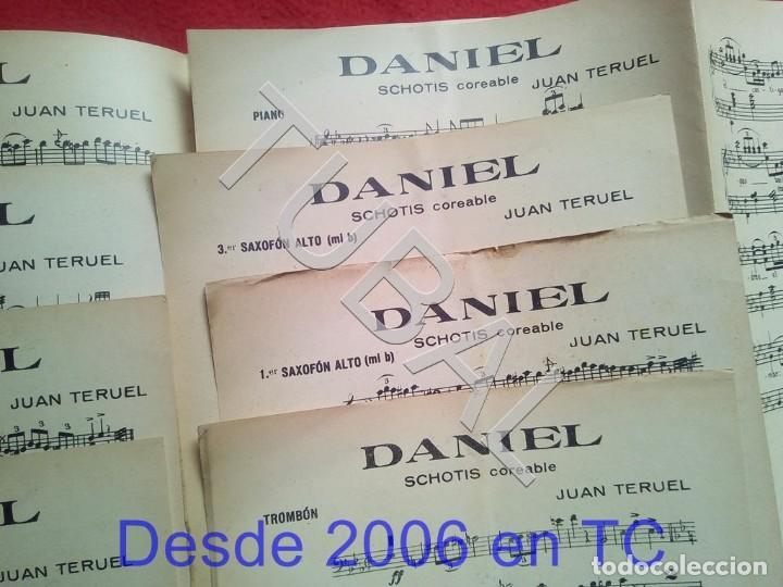 Partituras musicales: TUBAL JUAN TERUEL DANIEL NEPTUNO CHOTIS VALS VIENÉS 1934 PARTITURA P5 - Foto 4 - 197881631