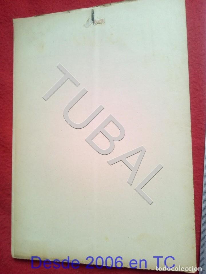 Partituras musicales: TUBAL JUAN TERUEL DANIEL NEPTUNO CHOTIS VALS VIENÉS 1934 PARTITURA P5 - Foto 7 - 197881631