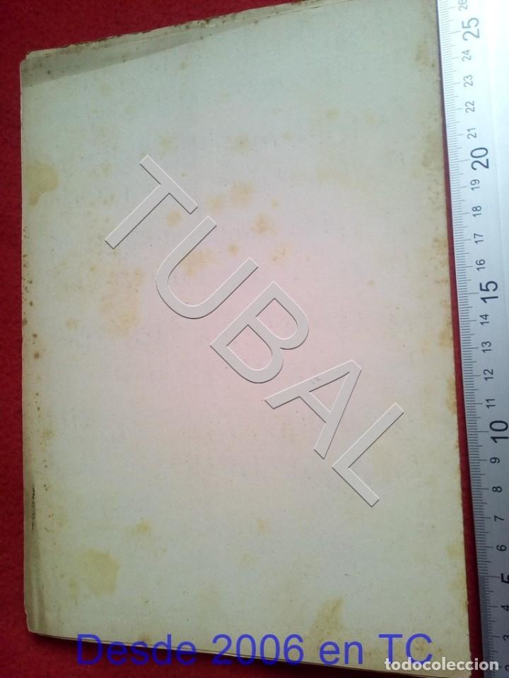 Partituras musicales: TUBAL JUAN SOL 1933 TIO PELMA CHOTIS PARTITURA P5 - Foto 3 - 197881797
