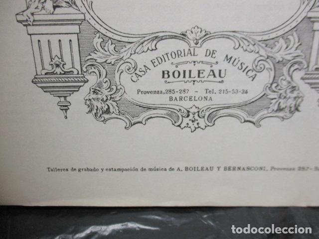 Partituras musicales: Beethoven Sonatas I y II Edición Iberica - editorial Boileau - Foto 12 - 200306446