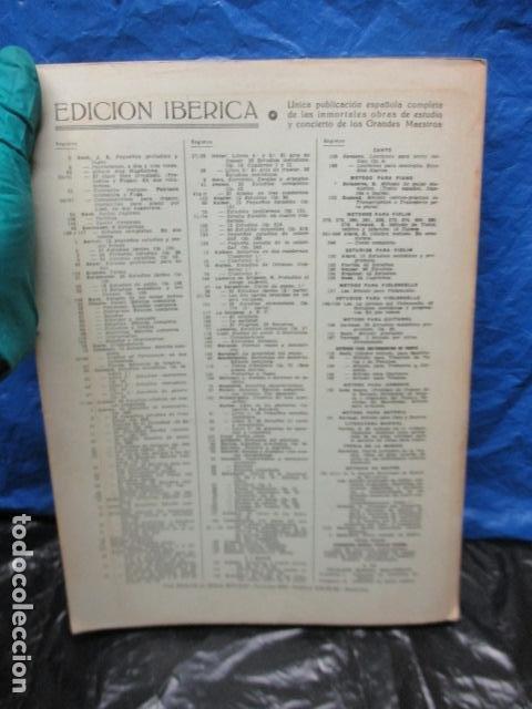 Partituras musicales: Beethoven Sonatas I y II Edición Iberica - editorial Boileau - Foto 27 - 200306446
