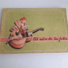 Partiture musicali: AL AIRE DE LA JOTA - TEÓLOGOS DEL SEMINARIO DE LOGROÑO - 8 DE JUNIO DE 1956 - 5ª EDICIÓN. Lote 201796403