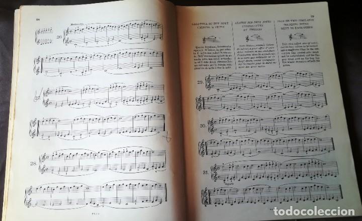 Partituras musicales: Beyer Scuola Preparatoria Del Pianoforte Per Giovani Allievi Op. 101 (Pozzoli) - Ricordi Tapa blanda - Foto 8 - 205287878