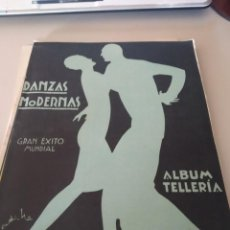 Partituras musicales: PARTITURAS DANZAS MODERNAS ALBUM TELLERÍA REF. UR EST. Lote 205470166