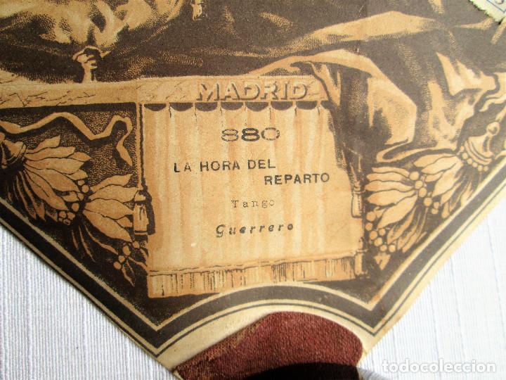 Partituras musicales: PARTITURA Nº 880 LA HORA DEL REPARTO TAHGO DE GUERRERO, PARA GRAMOLA MARCA DIANA EN BUEN ESTADO - Foto 3 - 205470840