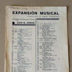 Partituras musicales: PARTITURA - JOHANN STRAUSS / VOCES DE PRIMAVERA (VALS) - ED. BOILEAU. Lote 210586961