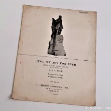 Partituras musicais: LIBRETO DE PARTITURAS VARIAS PARA PIANO. Lote 234536300