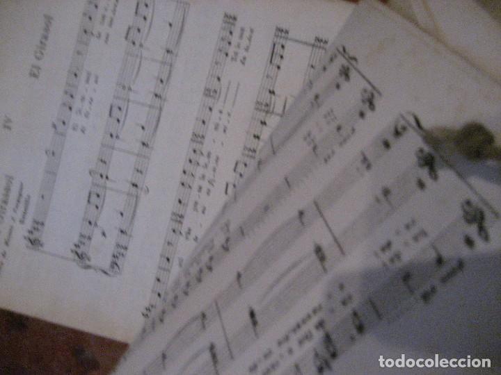 Partituras musicales: gran lote antiguas partituras musica sacra religiosa . lauda sion emporium . foment pietat - Foto 63 - 220858513