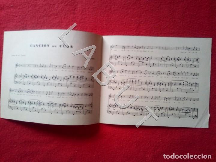 Partituras musicales: PARTITURA ANTIGUA CANCION DE CUNA BRAHMS C14 - Foto 2 - 221755817