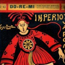 Partituras musicales: GRAELLS Y AMORÓS : IMPERIO JAPONÉS - FOX TROT. Lote 222475311