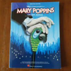 Partituras musicales: PARTITURA, PARTITURAS MARY POPPINS PIANO/VOCAL SELECTIONS. HAL.LEONARD.. Lote 223350942