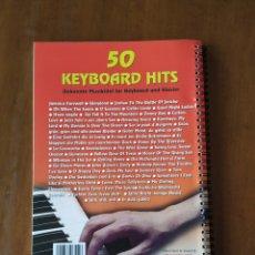 Partituras musicales: CONOCIDOS TÍTULOS MUSICALES PARA TECLADO Y PIANO.50 PARTITURAS.STREETLIFE STUDIOS.C.GIANT PRODUKTION. Lote 223358768