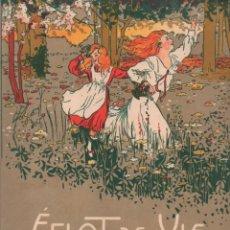 Partituras musicales: J. MARTORELL : ECLAT DE VIE (MUSICAL EMPORIUM) VALS LENTE. Lote 230229840