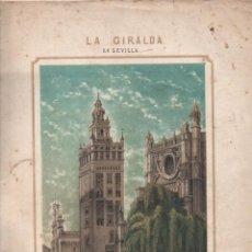 Partituras musicales: ROSELLEN : LA GIRALDA EN SEVILLA (LA AUSETANA. VICH). Lote 231701930