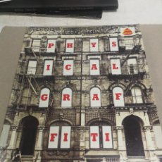 Partituras musicales: RARO LIBRO LED ZEPPELIN PHYSICAL GRAFFITI GUITAR TABLATURE VOCAL CON PARTITURAS 1975. Lote 233587460