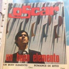 Partituras musicales: LOTE 2 PARTITURAS OSCAR GOMEZ FESTIVAL DE LA CANCIÓN LATINA DEL MUNDO OTI LP CD SINGLE SISTEMA CASE. Lote 244430325