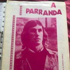 Partituras musicales: LOTE PARTITURAS PARTITURA XIL RÍOS CANTANTE GALLEGO GALEGO GALICIA LP CD SINGLE JUAN PARDO CASETE. Lote 244463155