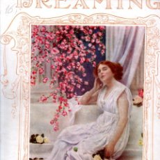 Partituras musicales: ARCHIBALD JOYCE : DREAMINGS - WALTZ (LONDON, 1911.). Lote 244883140