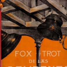 Partituras musicales: PASTALLÉ Y VILADOMAT - FOX TROT DE LAS CAMPANAS (MUSICAL EMPORIUM, S. F.). Lote 245946625