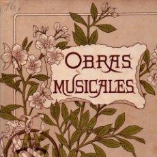 Partituras musicales: VENTURA RODRIGUEZ / VALENTI GIMENEZ : ORFA (MUSICAL EMPORIUM, S. F.). Lote 245951000