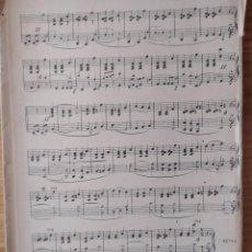 Partituras musicales: TOAST A L'AMOUR (VALSE), DE F. SALI (PARTITURA ANTIGUA). Lote 246637365