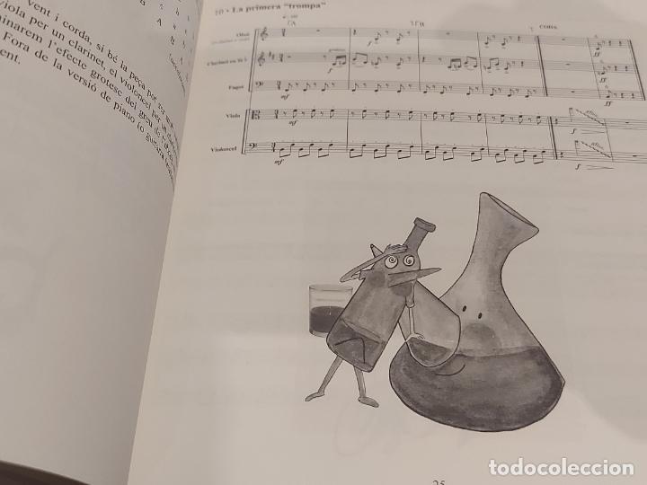 Partituras musicales: CÀNONS LÍQUIDS I CÒSMICS / CONCEPCIÓ RAMIÓ / ED: CLIVIS-2012 / LIBRETO NUEVO - Foto 4 - 251818810