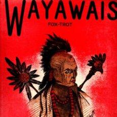 Partiture musicali: KEPPLER LAIS : WAYAWAIS FOX TROT (1922). Lote 276571413